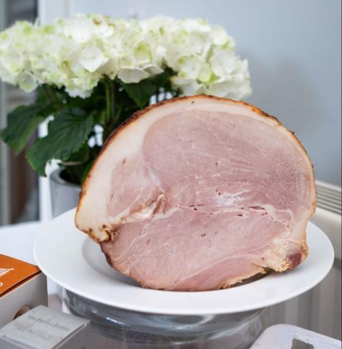 Cider & Treacle Ham